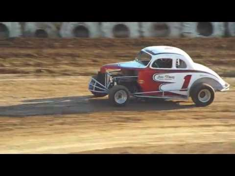 Hardtops Placerville Speedway 7/2/16 Hot Laps