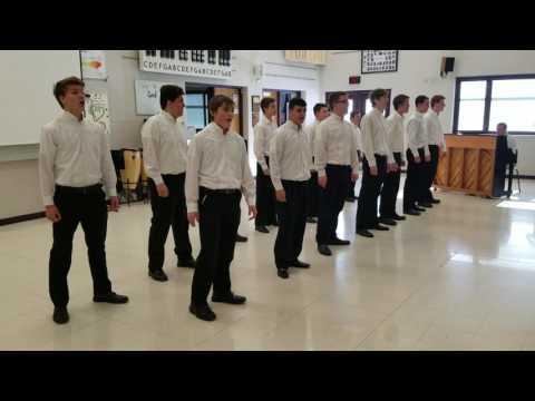 KHS Men's Ensemble -