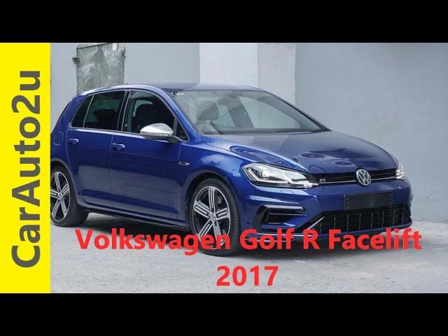 Volkswagen Golf R 2017 (Facelift) RM232,000