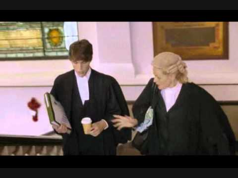 Tom Hughes as Nick Slade in SiLK S01E02