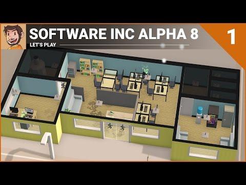 Let's Play – Software Inc Alpha 8 – Part 1
