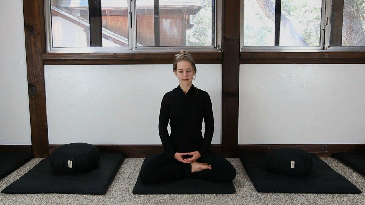 Zen Meditation Instruction How To Meditate