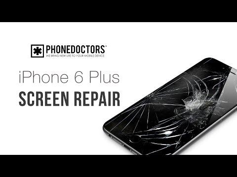 How to: iPhone 6 Plus Screen Repair Video - Easy