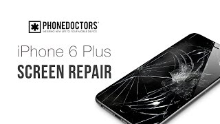 How to: iPhone 6 Plus Screen Repair Video - Easy