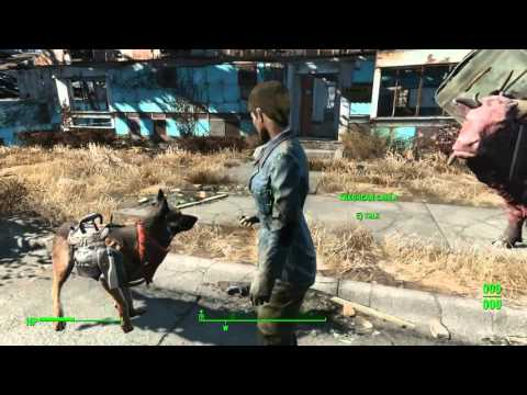 Fallout 4 randomness part 2 - What evil lurks in the hearts of men