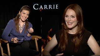 "Throw Back Thursday| Retro Jueves: with Julianne Moore ""Carrie Movie"" 2013 [SUBTITULOS EN ESPAÑOL]"
