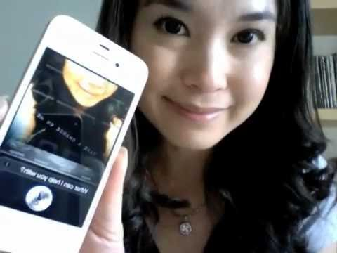 Apple Iphone4S Review: Full Review for Siri (Thai Version)