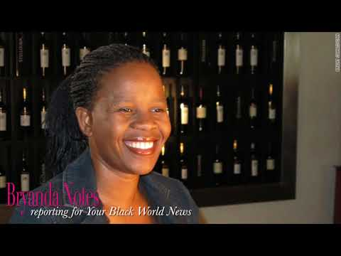 South Africa's First Black Woman Owned Winery Is Penetrating The Market Globally