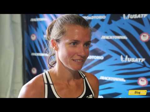 Kim Conley @ 2016 USA Olympic Trials day 7