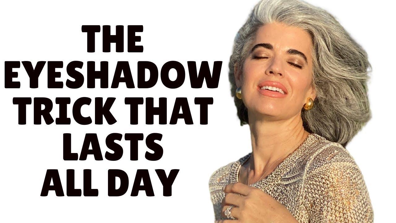 THE EYESHADOW TRICK THAT LASTS ALL DAY | Nikol Johnson