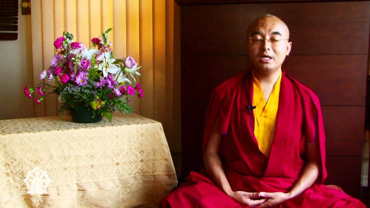 A Guided Meditation On The Body Space And Awareness With Yongey Mingyur Rinpoche