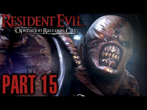 Resident Evil Operation Raccoon City Walkthrough Part 15 - End Of The Line - With Commentary