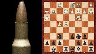 Amazing Game: Bullet (Speed) Chess: Most beautiful bullet chess game ever played ?! - Brilliancy!