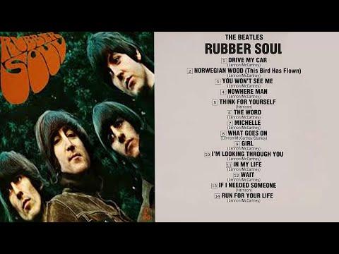 The Beatles - Rubber Soul 1965 (Full Album)