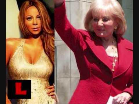 Mariah Carey Barbara Walters Radio Interview Part 1