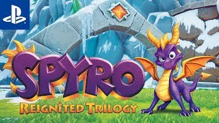 Spyro Reignited Trilogy #8 Metalogłowy   PS4   Gameplay   Spyro the Dragon