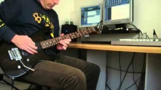 Greensleeves (Electric Guitar Version)