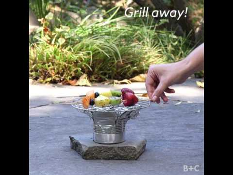 Life Hacks: How to Grill Without a Grill