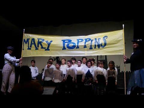Coro di Voci Bianche Orecchioalato in Mary Poppins - Un po' di Zucchero 2