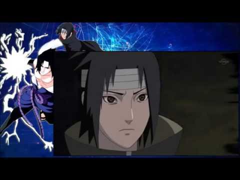 Sasuke vs Itachi   Batalla completa   Sub Español HD (rendy)
