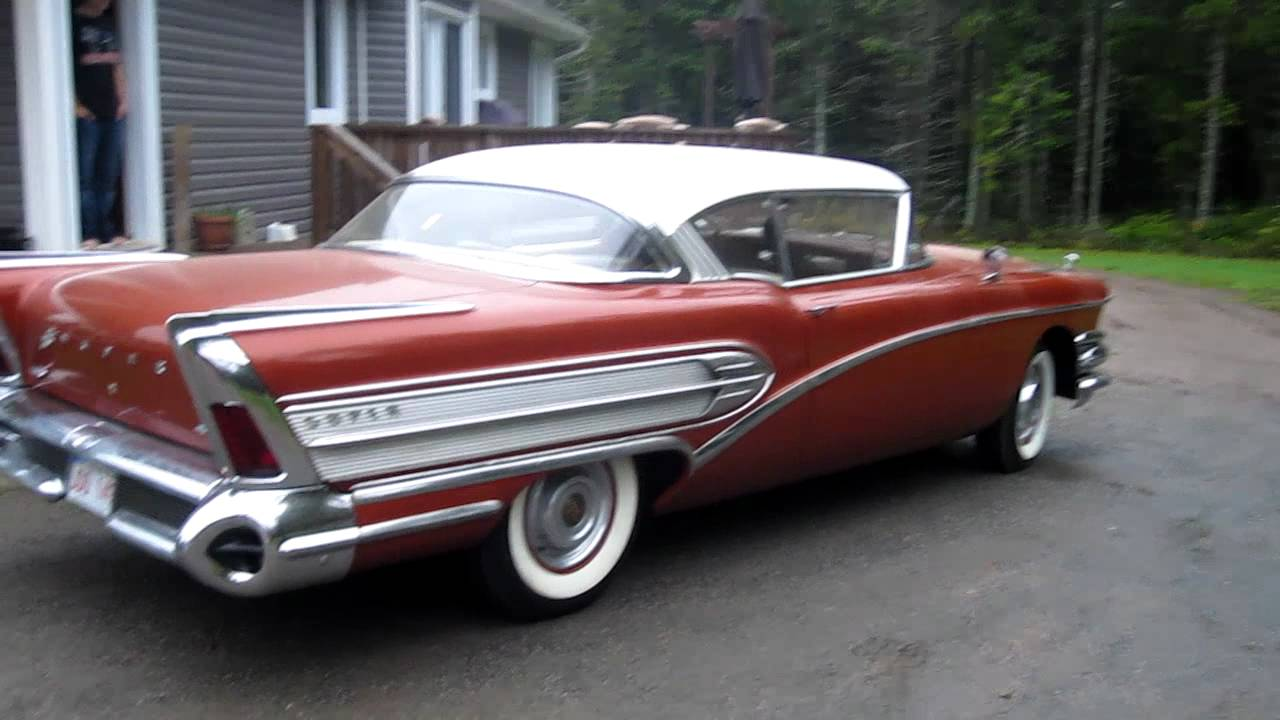 58 Buick Youtube