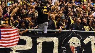 Selamanya Harimau Malaya - Ultras Malaya di Stadium Hoki Johor Bahru