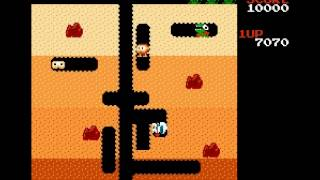 Dig Dug - First time in a long time - User video