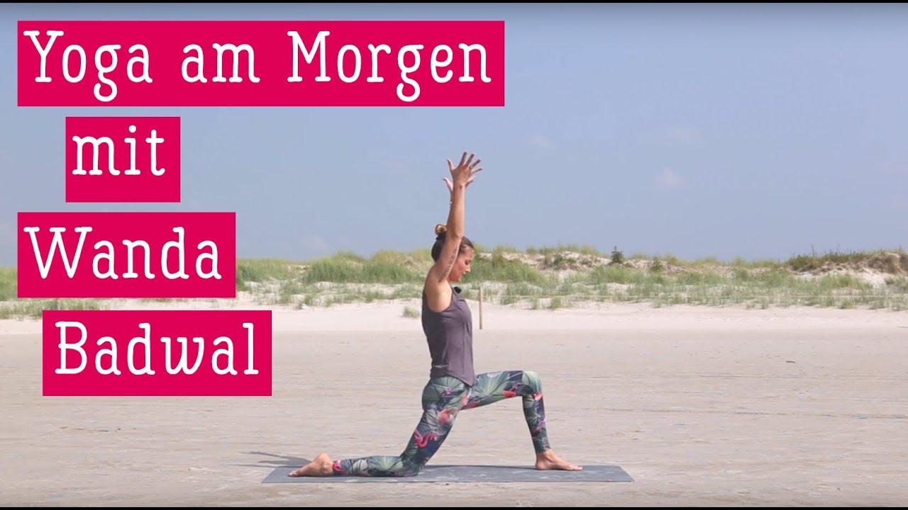 Dashboard Video Yogaeasy Yoga Mit Wanda Badwal Yoga Am