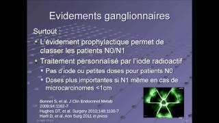 Curage ganglionnaire - Docteur Dana Hartl