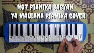 not pianika sabyan ya maulana