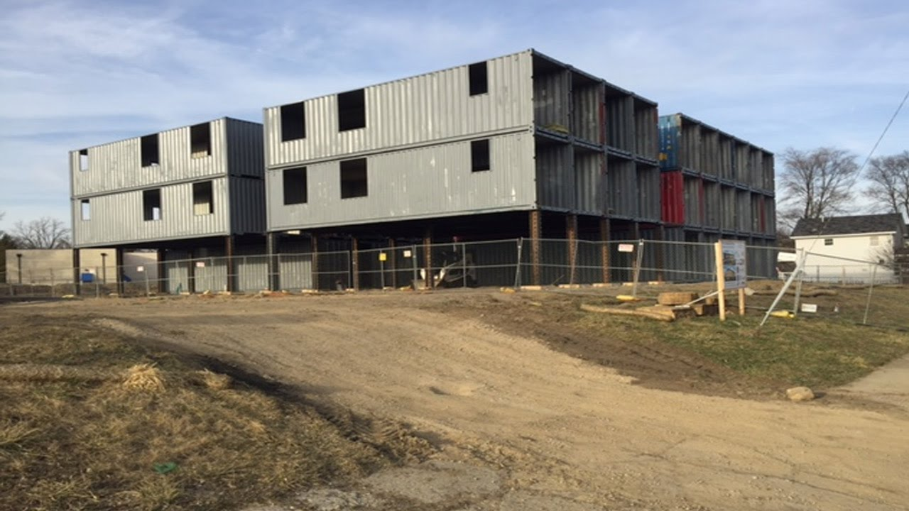 Cargominiums to offer affordable sustainable housing for Central ohio home builders