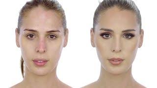 Beauty Makeup Tutorial  con Carmen Carrera