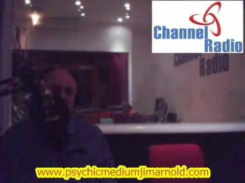 Jim Arnold Paranormal Investigator Interview 14th February 2013