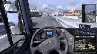 Demo Kommentar [5] Euro Truck Simulator 2 [Gameplay]