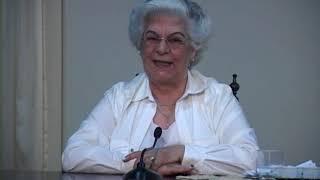 A médium Isabel Salomão de Campos fala sobre o amparo dos Mentores Espirituais