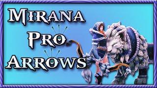 Dota 2 Mirana Pro Arrows 2015