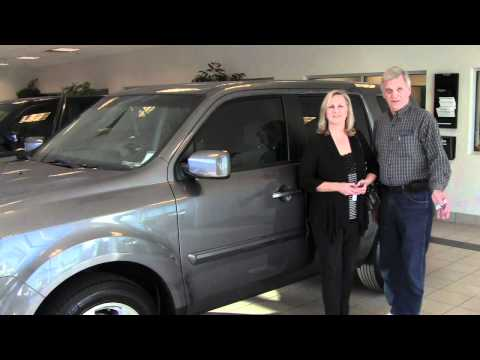 SanTan Honda Sales Testimonial- Donna & Gene 2012 Honda Pilot