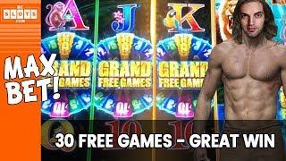 🌱 Tarzan FINALLY gives me the BONUS 💪 30 FREE GAMES!! ✦ BCSlots