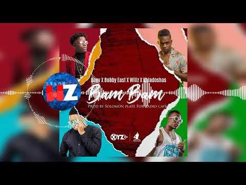 Daev X Bobby East X Willz X Kaladoshas - Bam Bam [Audio] Zambian Music 2018