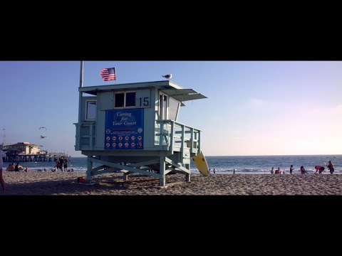 Santa Monica [4K]