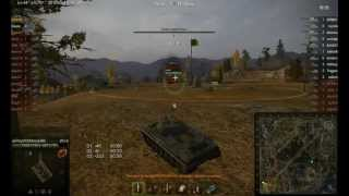 World of Tanks.12 фрагов. ИС-8. Медаль Колобанова