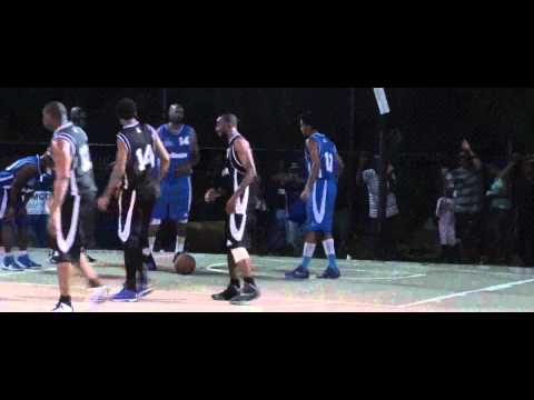 Hoop of Life - Marabella vs La Romaine - Sept. 6, 2014 - Trinidad & Tobago