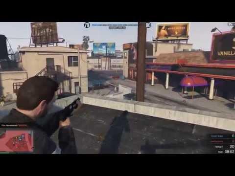 GTA Online - Team Deathmatch: Scrapyard, Chasing Shots, Farmhouse Fracas, and Cape Catfish