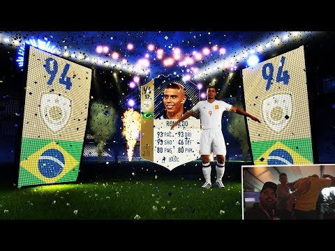 FIFA 18 Icon RONALDO in a PACK!😱 Best FIFA 18 Pack Opening?!🔥 PMTV