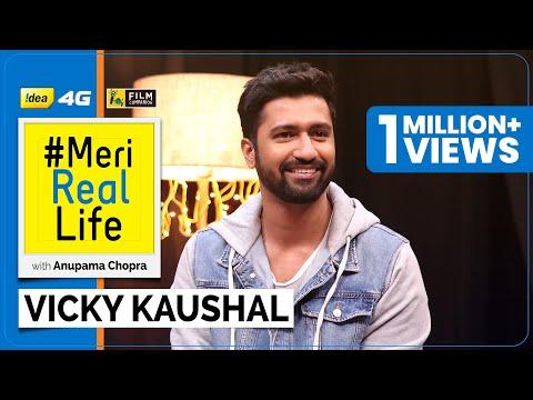 Meri Real Life | Vicky Kaushal | Idea 4G | Anupama Chopra | Film Companion