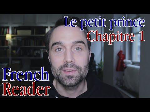 french-reader---le-petit-prince---chapitre-1