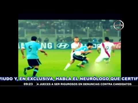 Brasil 2014: Un Milagro llamado Luis Suárez