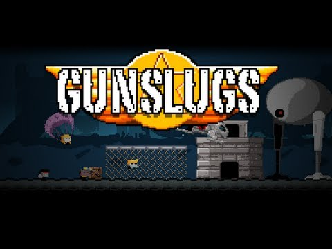 Gunslugs Gameplay Review - Android iOS