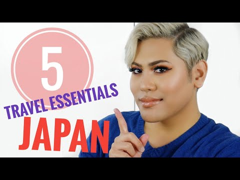 TOP 5 TRAVEL ESSENTIALS FOR JAPAN | iVIDEO POCKET WIFI, JR PASS, IC CARDS