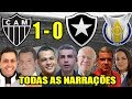 Video Gol Pertandingan Atletico MG vs Botafogo